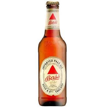 Bass Beer 12oz bt