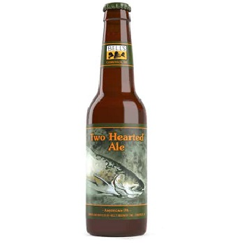 Bell's Two Hearted Ale IPA 12oz bt
