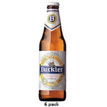 Buckler Non-Alcoholic 12oz 6bt