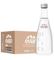 Evian, Bottles 750 ml 24 pack