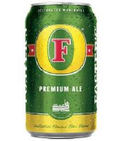 Foster's Ale Green 25oz cans