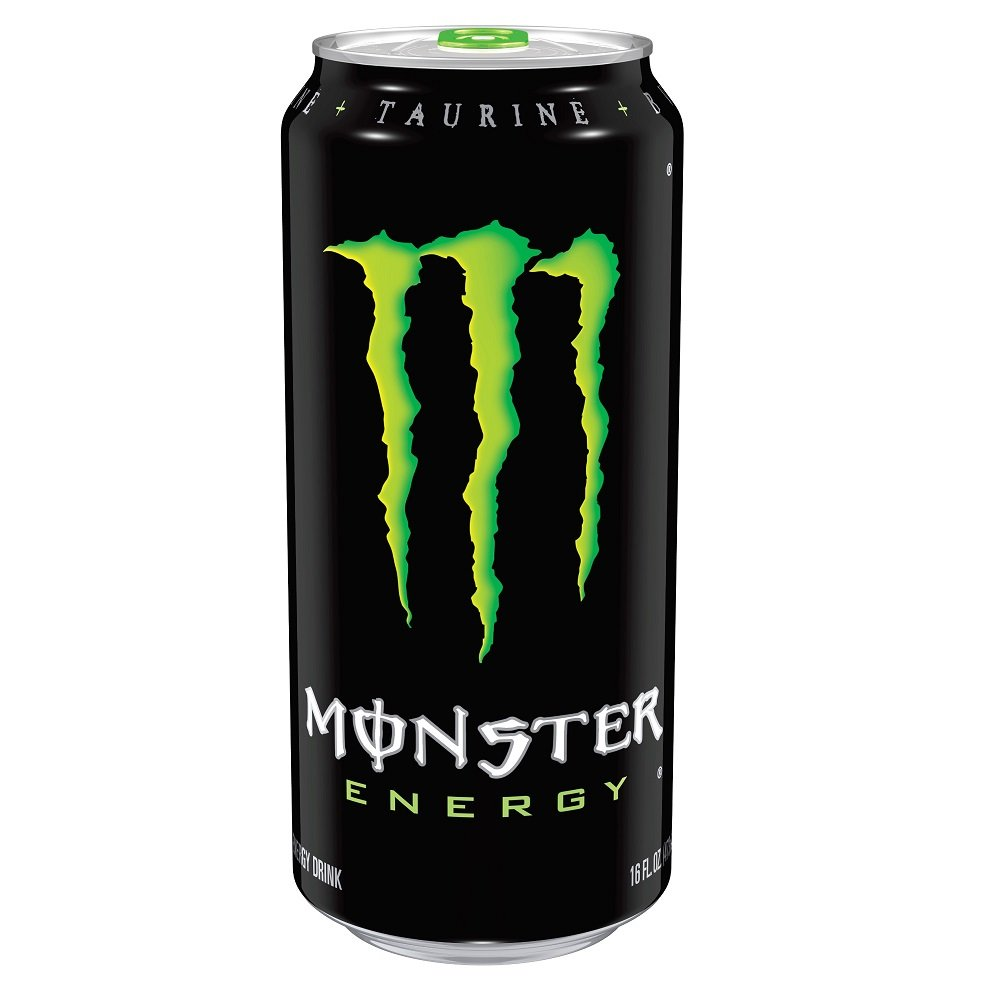 Monster Energy Green Cans 16 Fl Oz 6 Ct Beercastleny