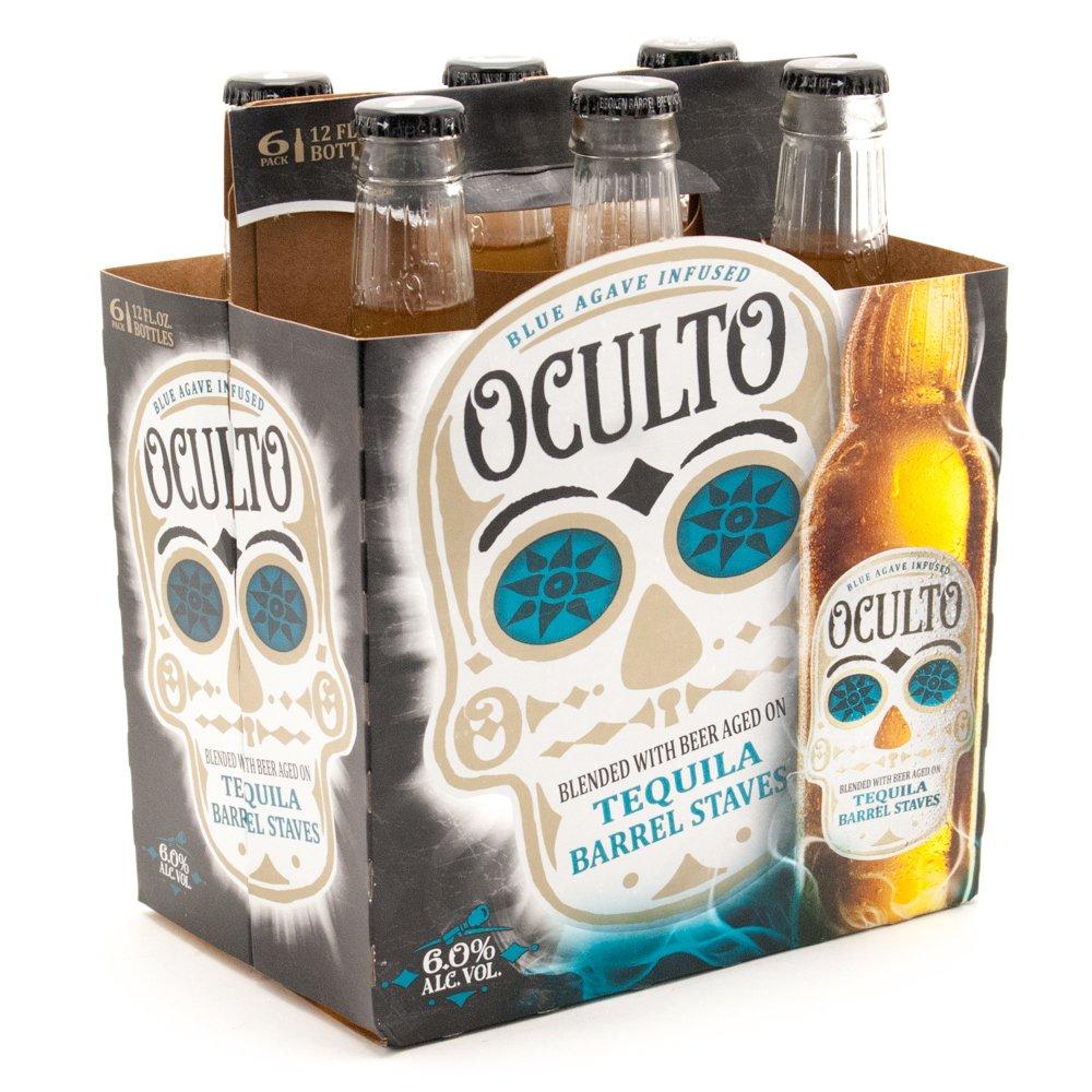 Oculto Bottles 12oz 6 Pack Beercastleny