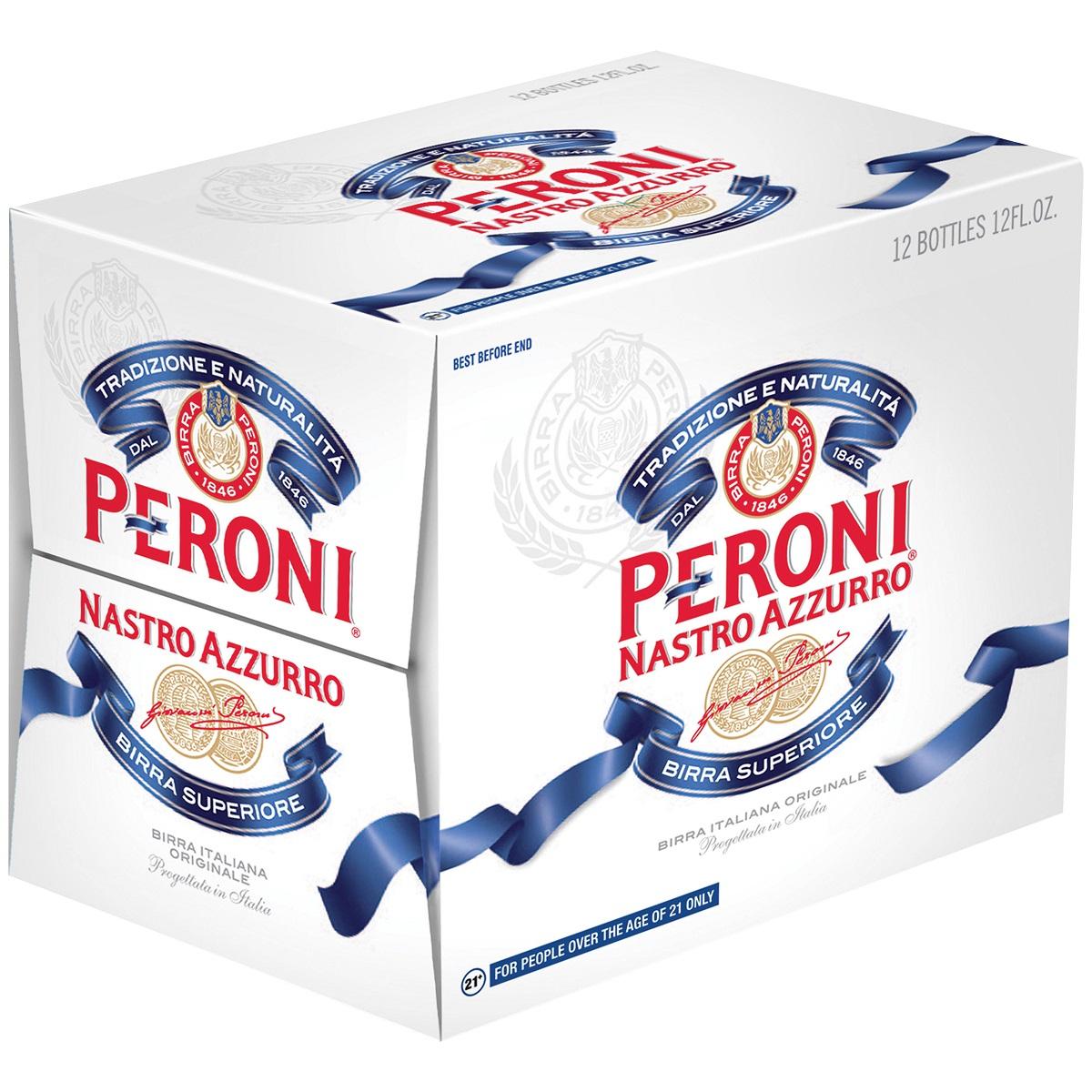 Peroni Bottles 12oz Beercastleny