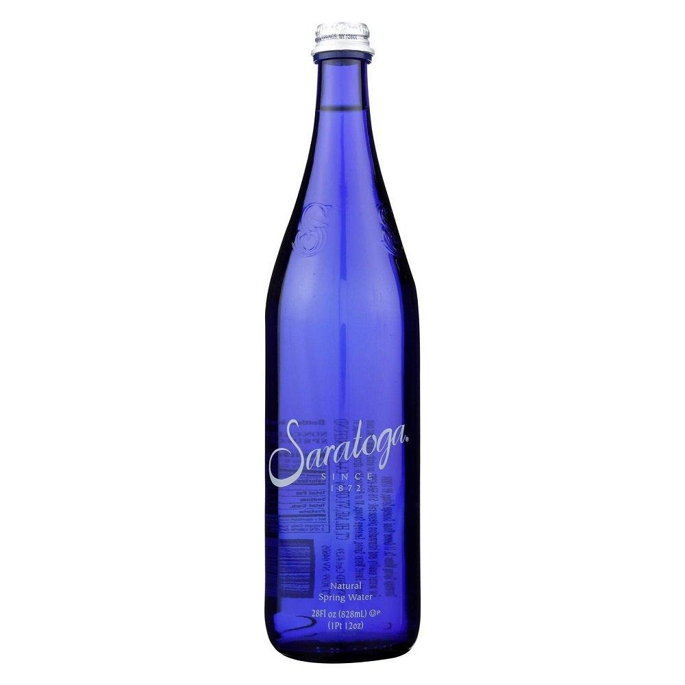Saratoga Non Sparkling Spring Water Bottle 28 Fl Oz