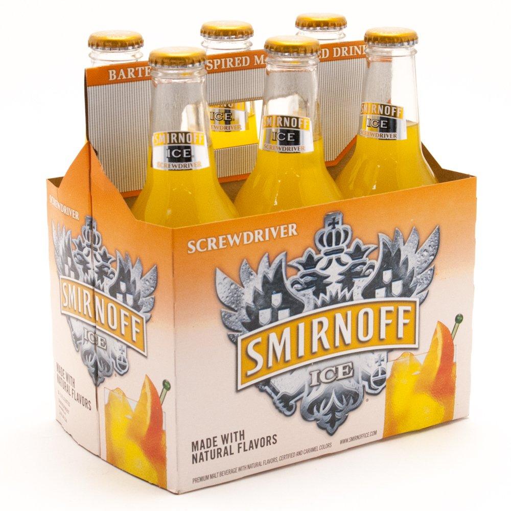 Smirnoff Ice Original Malt Beverage 11.2 oz Bottles - Shop