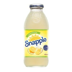 Snapple Lemonade Tea, Bottles, 16 fl oz, 12 ct | BeerCastleNY