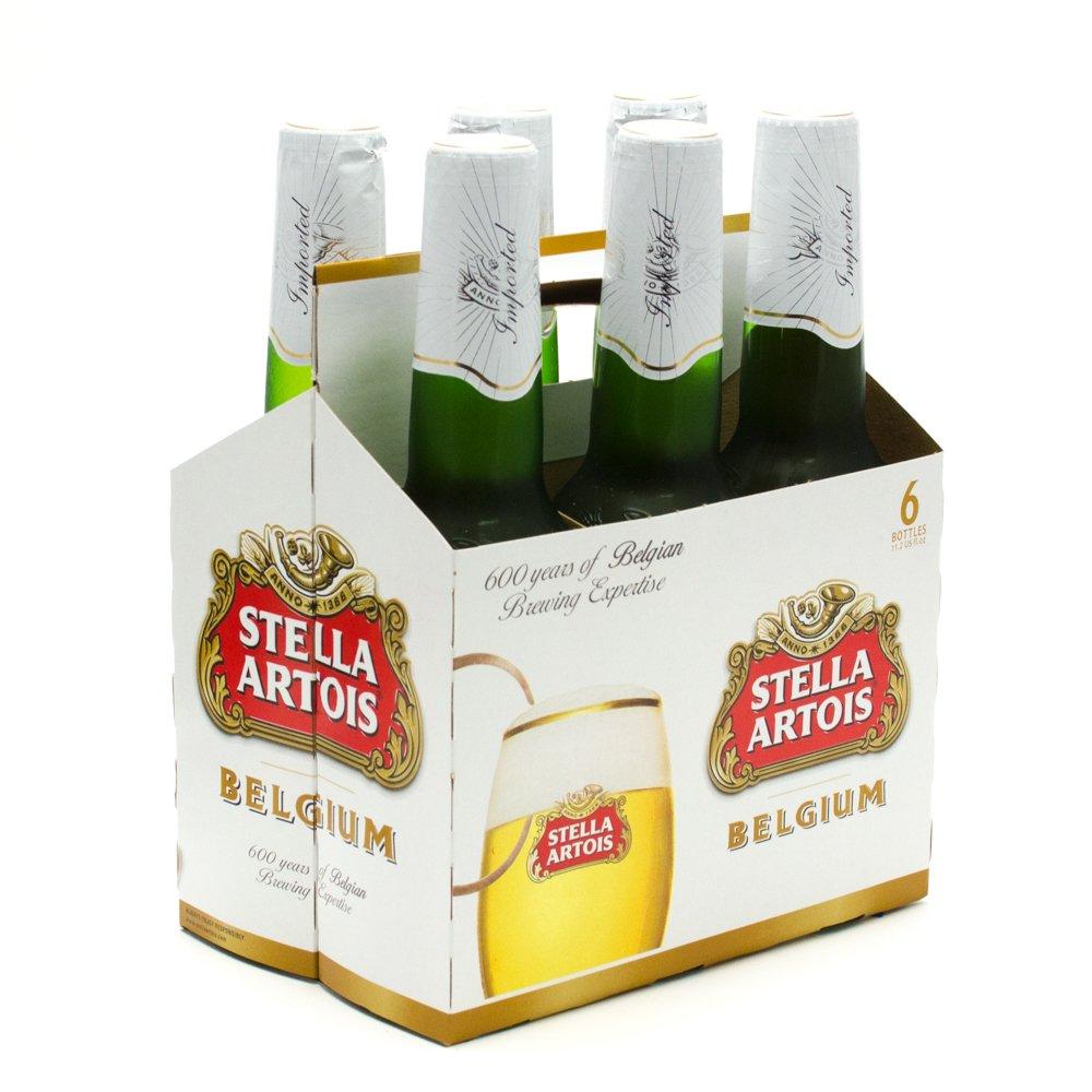 Stella Artois Lager Bottles 12oz Beercastleny