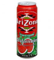 Arizona Watermelon Flavour Can