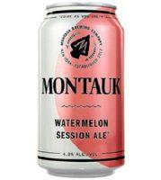 Montauk Watermelon Session Ale 12oz can