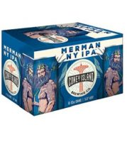Coney Island Merman IPA 12oz 6cans