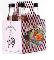 Wolffer No.139 Dry Rose Cider 12oz 4 Bottles
