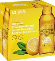 Bud Light Lemon Tea 12oz 12 bottles