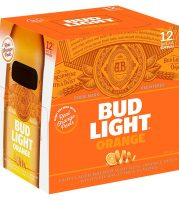 Bud Light Orange 12oz 12bt
