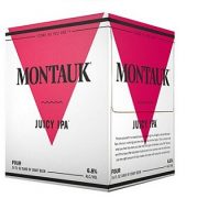 Montauk Juicy IPA 16z 4cans