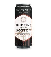 Jack's Abby Shipping Out Of Boston 12oz 6cans