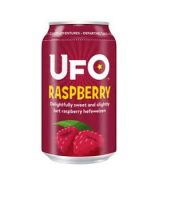 UFO Raspberry 12oz 6can