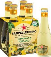 San Pellegrino Organic Limonata (Lemon) 20ml 4bt