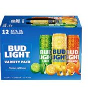 Bud Light Peels Variety Pack 12oz 12cans