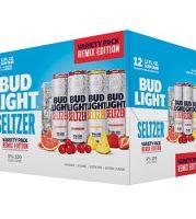 Bud Light Seltzer Remix Edition 12oz 12cans