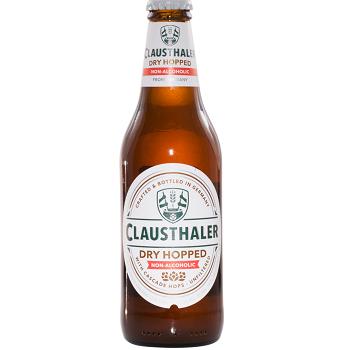 Clausthaler Dry Hopped 12oz bt