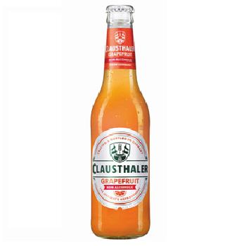 Clausthaler Grapefruit 12oz bt