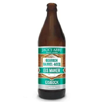 Jack's Abby Bourbon Barrel Aged Eis Maker