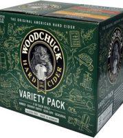 Woodchuck Cider Variety Pack 12oz 12bt