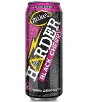 Mike's Harder Black Cherry 16oz can