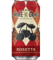 Ommegang Rosetta 12oz cans