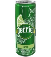 Perrier Lime Mineral Water