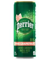 Perrier Pink Grapefruit Mineral Water