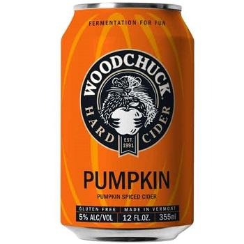 Woodchuck Pumpkin Cider